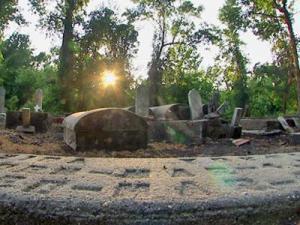 Black Bottom Cemetery in Belhaven, N.C.