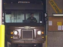 UPS saving money, fuel just by turning right