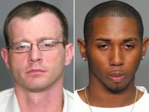 Joshua Vincent Bryant, left, and Stephen Barnabas Holland Sr.