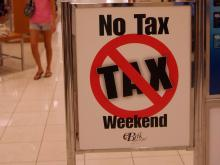 File: Tax-free weekend