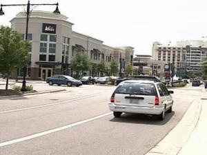 North Hills East is to include shops, offices, residences and a retirement community.