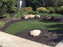 Fake grass causing neighborhood flap
