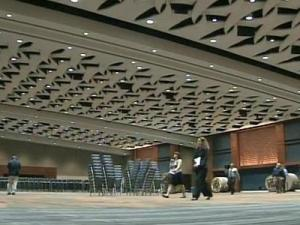 The Raleigh Convention Center will open Sept. 5.