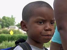 First-grader dropped off at wrong bus stop