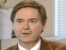 Dr. Campbell Harvey, professor of finance at Duke University's Fuqua School of Business.