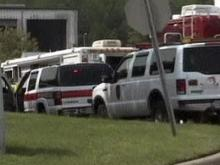 Chemical spill prompts building evacuation