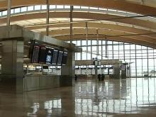 RDU Terminal 2 interior
