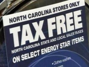 Shoppers take advantage of tax-free 'Energy Star' weekend