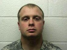 Soldier charged with beating toddler, infant