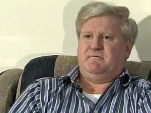 Jim Edwards was seriously injured when the West Pharmaceutical plant exploded in 2003.