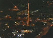 2008 WRAL tower lighting