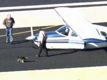 Pilot makes emergency landing in Sanford