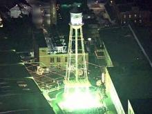 Lucky Strike Tower lighting