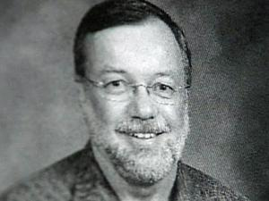 Willem J. Pet, in a picture in a yearbook from Southern High School in Durham.