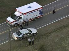 Sky 5: High-speed chase goes from Rocky Mount to Wake County