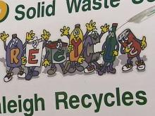 Raleigh offers recycling for gift wrap, trees
