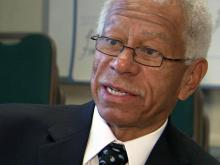Wake County Commissioner Harold Webb