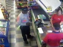 Police try to identify counterfeiter