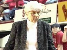 The Wolfpack women took to the basketball court Sunday without Coach Kay Yow. The Hall of Fame coach announced last week that she will not return to the team this season due to her battle against cancer.