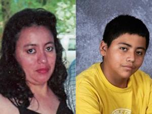 Mary Esther Avellaneda, 38, and Jose Andres Avellaneda, 13, are missing.