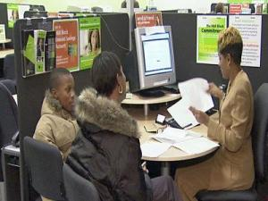 Triangle tax offices say they are seeing more people this year depending upon their potential tax return.
