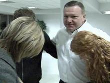 Plane crash survivors reunited with loved ones in Charlotte
