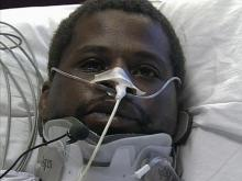 Victim of hit-and-run wants to go home