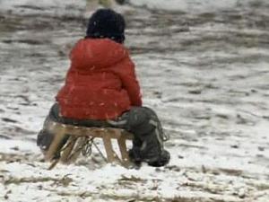 Snow Blankets Fayetteville