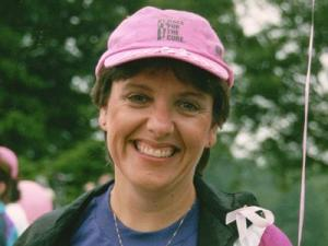 Jeanne Peck, who founded the Triangle chapter of the Komen for the Cure in 1997, lost a 14-month battle with lymphoma on Jan. 18, 2009. She was 52.