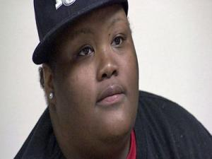 Ryan Coleman is staying at the Helen Wright Center for Women as she tries to turn her life around.
