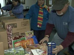There are no income qualifications, and the Angel Food program is open to everyone.