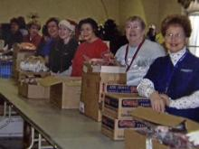 Churches offering discount food service