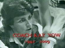 Web only: Tribute ceremony held for Kay Yow