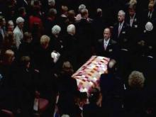 Former N.C. State basketball coach Kay Yow was remembered Jan. 30, 2009 during a funeral service in Cary.