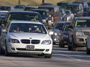 Traffic congestion around Crabtree Valley Mall has been an ongoing problem.