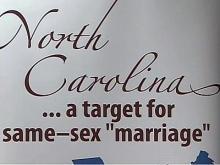 Same-sex marriage debate resurfaces in N.C.