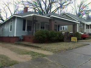 Owners of residential rental properties, like this house, will have to register with the City of Raleigh and pay a fee starting March 1, 2009.