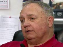 Capt. Ricky Buchanan of the Durham County Sheriff's Office investigated Russell Stager's death.