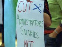Funding woes hit area universities
