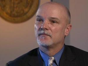 Tim Moose, interim director of the North Carolina Divsion of Community Corrections