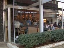 The Boylan Bridge Brewpub in downtown Raleigh had a strong opening week, according to its owner.
