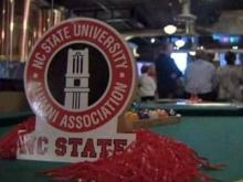 The North Carolina University Alumni Association's Atlanta chapter held an event for fans on March 13, 2009 during the ACC tournament.
