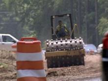 Jobs expected from stimulus road projects