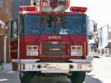 Apex gets 401 applications for 12 firefighter jobs
