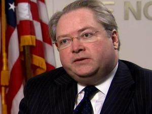 George Holding served as the top federal prosecutor in eastern North Carolina from 2006 to 2009.