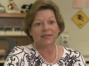 Sue Parks is an instructional resource teacher at Durant Road Middle School.