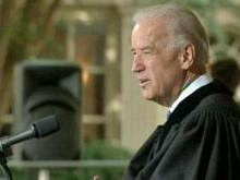 Biden urges WFU graduates to shape future