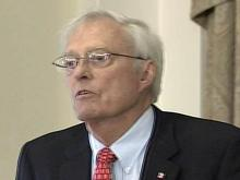 Former Lt. Gov. Bob Jordan, chairman of N.C. State Board of Trustees