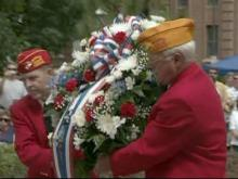 Hundreds gather for State Capitol service
