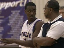 High school basketball star faces community service